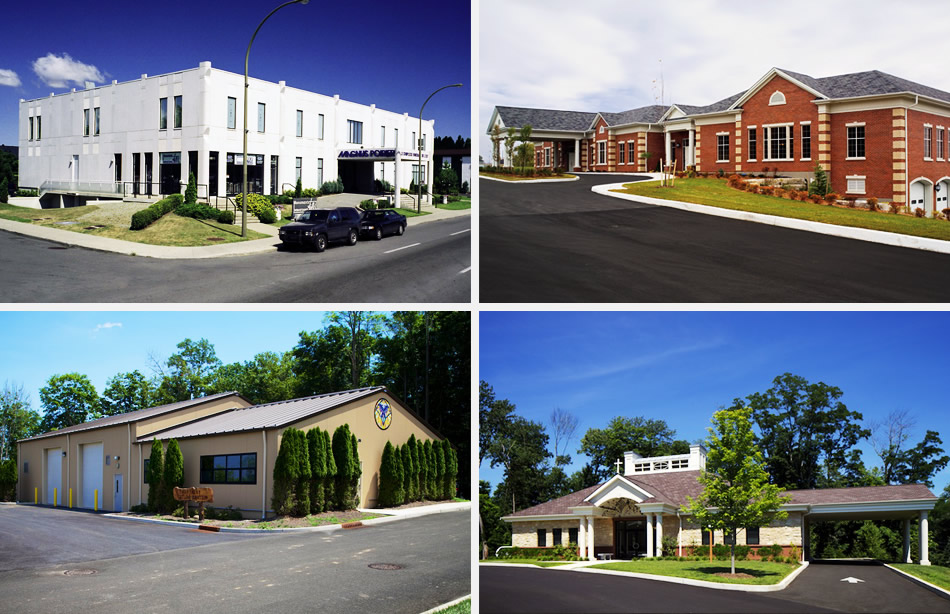 Funeral Home Construction – CMC-Carrier