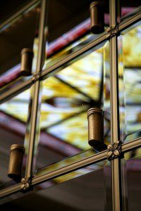 Glass-front Niches by CMC_San Francisco Columbaria_Reflection